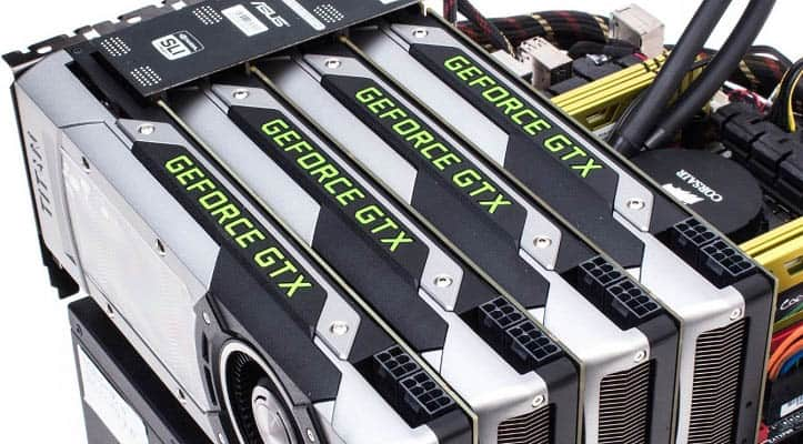 Geforce Gtx - Four Way SLI