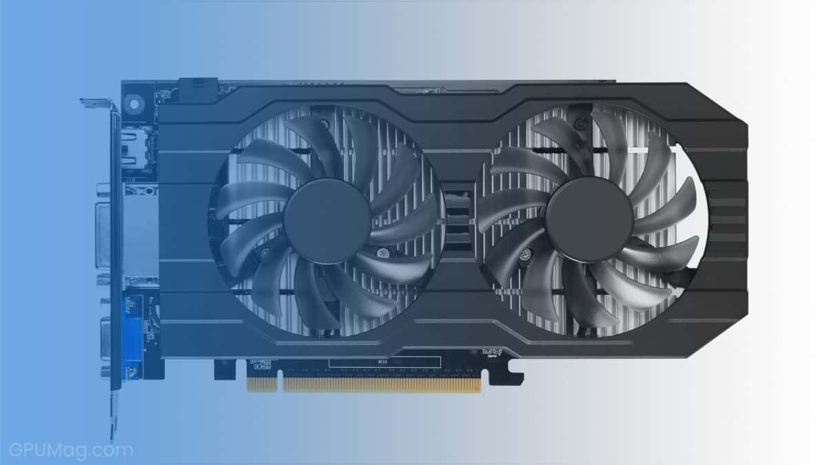computer graphics card