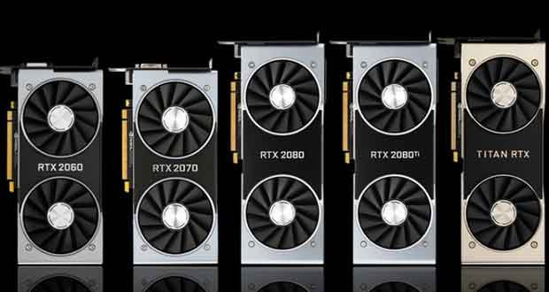 RTX 2000 series graphics cards