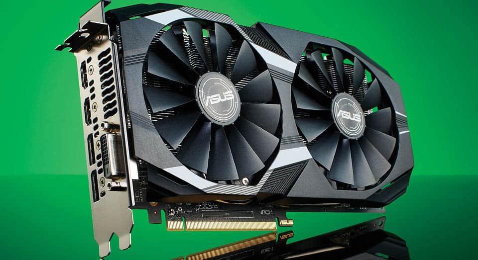 ASUS Radeon RX 580