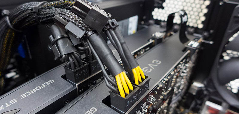 GPU Power Connector Cables