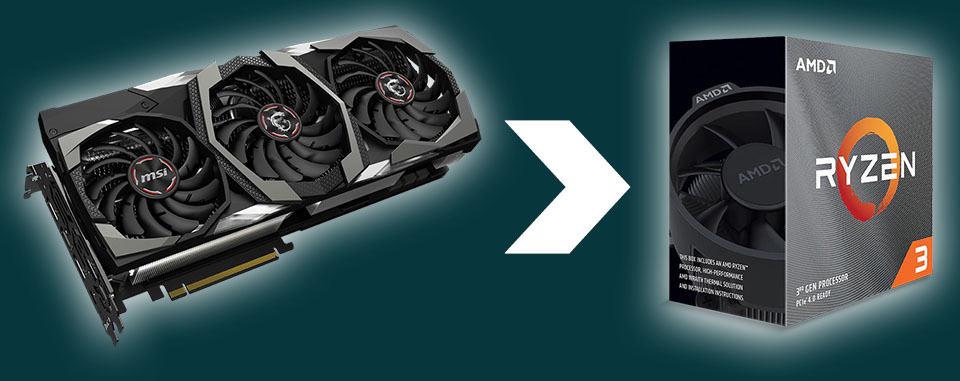 GPU stronger than CPU