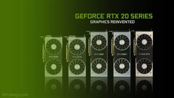 NVIDIA GeForce RTX 20 Series