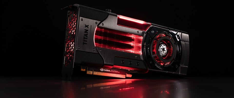 Star Wars Titan X GPU