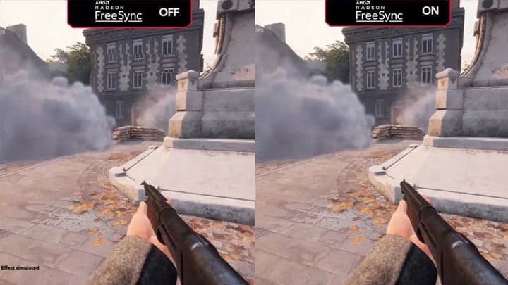 freesync on vs off