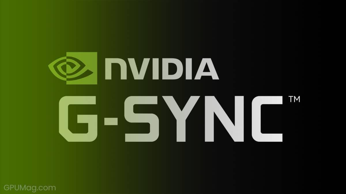 NVIDIA G Sync Technology