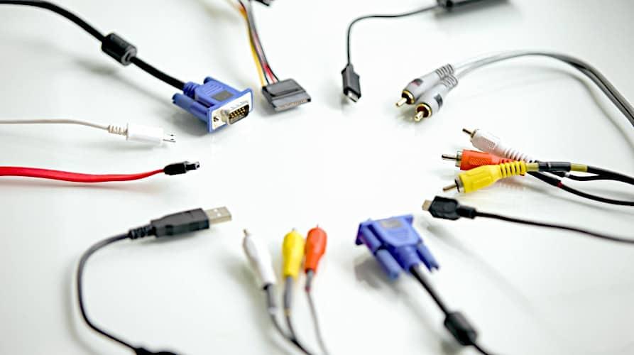 multiple connectors