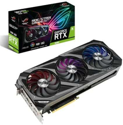 ASUS GeForce RTX 3090 ROG Strix