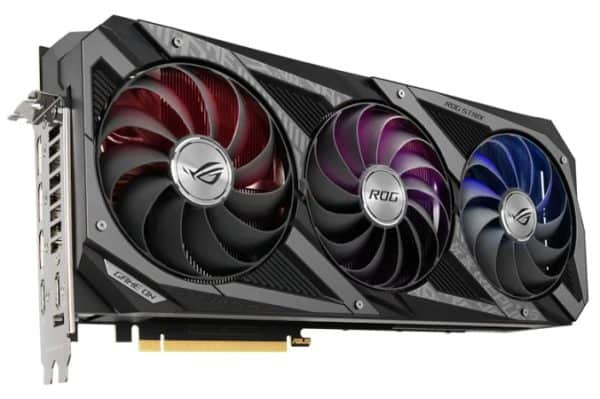 ASUS GeForce RTX 3090 ROG Strix OC