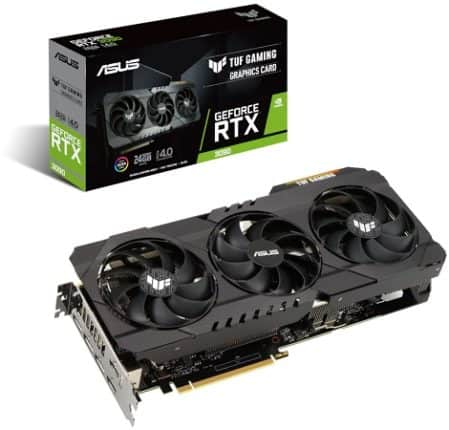 ASUS GeForce RTX 3090 TUF GAMING