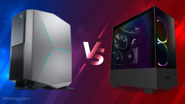 Prebuilt vs Custom PC