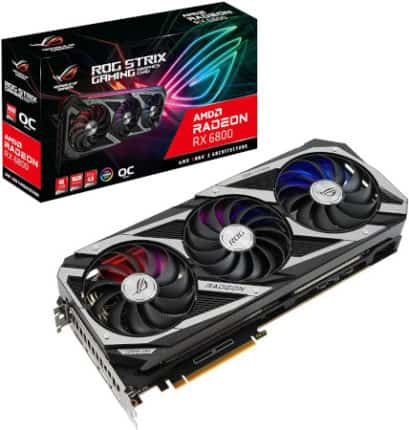 ASUS Radeon RX 6800 STRIX OC