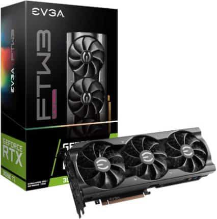 EVGA GeForce RTX 3060 Ti FTW Ultra Gaming