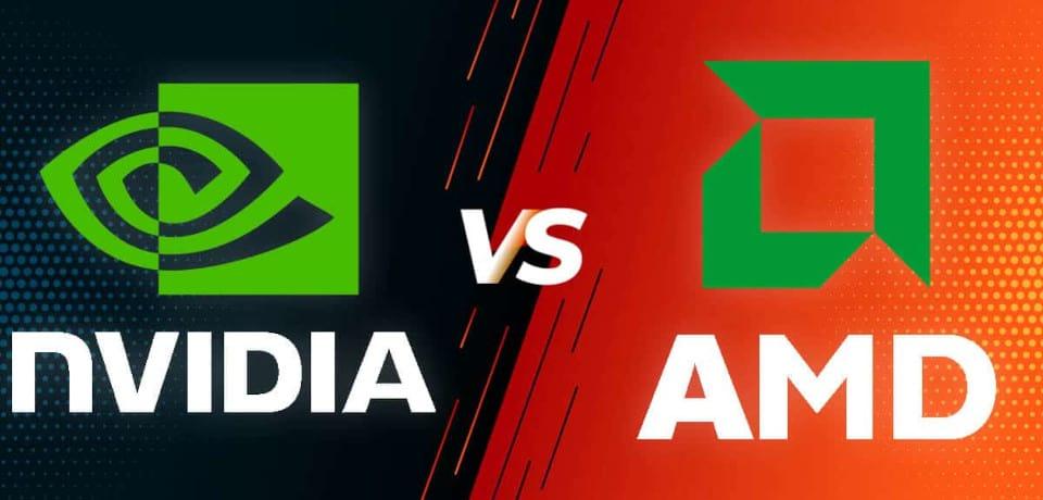 NVIDIA vs AMD GPUs