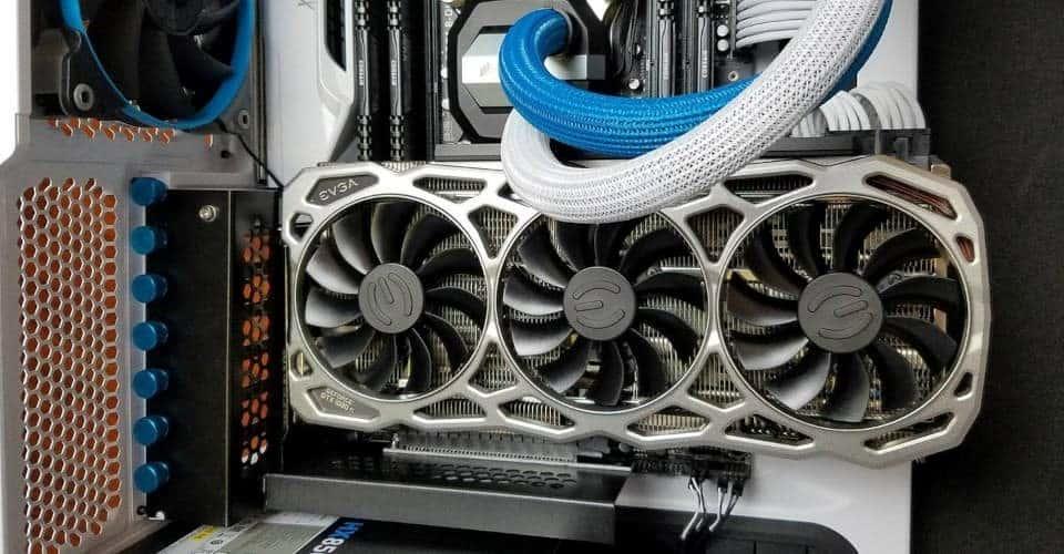 Why Mount A GPU Vertically