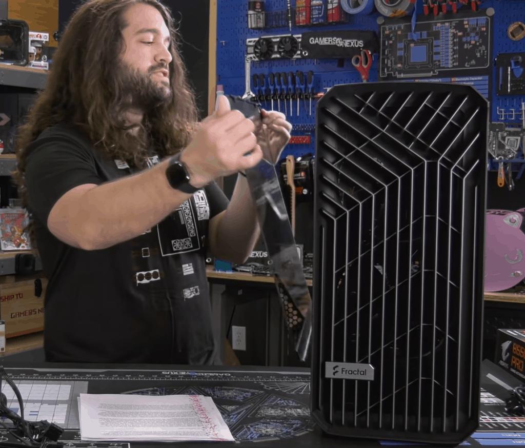 Removing PC Case panel